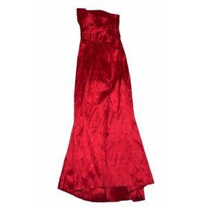 Stunning Red Jessica McClintock Holiday Go…